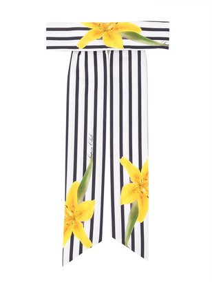 Lapin House Striped Head Band