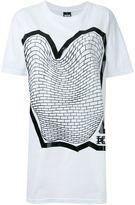 Kokon To Zai brick print T-shirt