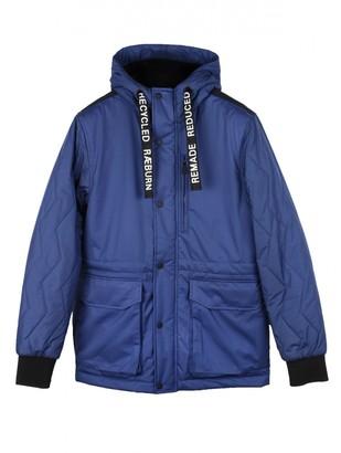 Christopher Raeburn Blue Polyester Jackets