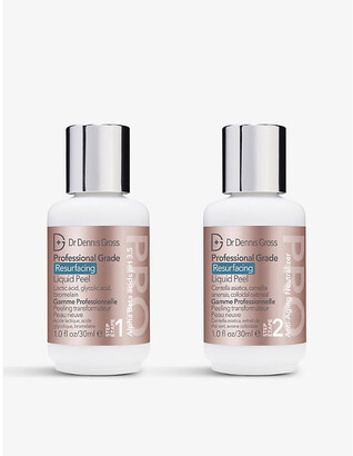 Dr. Dennis Gross Skincare Professional Grade Resurfacing Liquid Peel 2 x 30ml