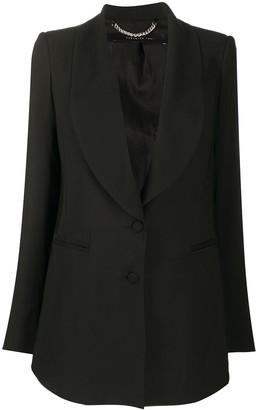 FEDERICA TOSI Loose-Fit Single-Breasted Blazer