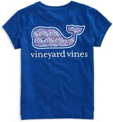 Vineyard Vines Girls' Logo Tee
