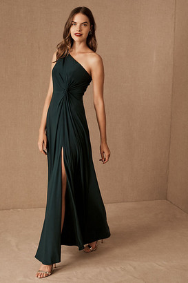 BHLDN Brixen Dress By in Green Size 2