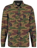 Vans Kirtland Classic Fit Shirt Dark Green