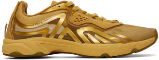 Acne Studios Gold Trail Sneakers