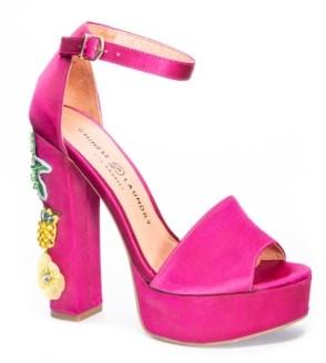 Chinese Laundry Aloha Women's Platform Sandals Women's Shoes
