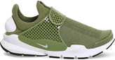 Nike Sock Dart strapped knitted trainers