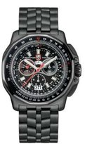 Luminox Men's F-22 Raptor 9272 Titanium Swiss Quartz Watch