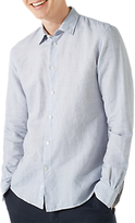 Jigsaw Italian Linen Cotton Shirt