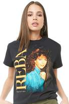 58ff1ebcc55 Forever 21 Reba McEntire Graphic Tee