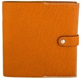 Hermes Vintage Leather Agenda Cover