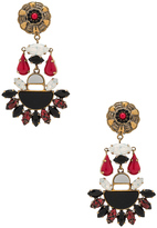 Etro Tribal Earrings