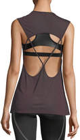 Koral Activewear Aura Strappy-Back Performance Tank