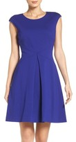 Vince Camuto Women's Ponte Fit & Flare Dress