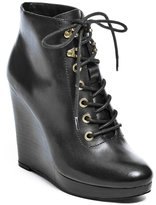 GUESS Zoey Wedge Booties