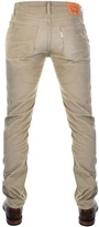 Levi's Levis 511 Slim Fit Corduroy Trousers Beige