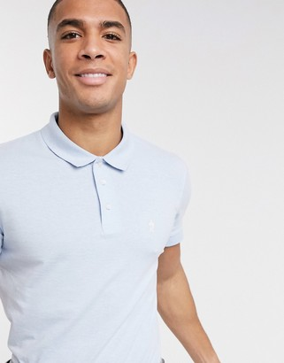 French Connection Essentials polo