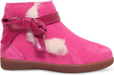 UGG Libbie bow-detail suede boots 2-5 years