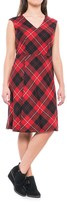 Pendleton Natalie Plaid Wool Dress - Sleeveless (For Women)