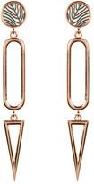 Vince Camuto Multi Shape Dangle Earrings