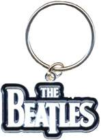 The Beatles Keyring Keychain Drop T Logo new Official