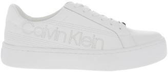 Calvin Klein Clarine White Sneaker