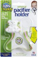 Baby Buddy Universal Pacifier Holder, Pink Hawaii Twist by