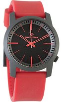 "Rip Curl Unisex A2698 ""Cambridge"" Watch with Red Band"