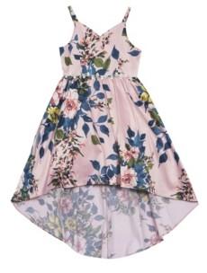 Rare Editions Big Girls Printed Dress