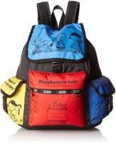 Le Sport Sac 7839 G060 Voyager Backpack