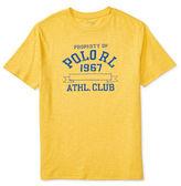 Ralph Lauren Boys 2-7 Slub Textured T-Shirt