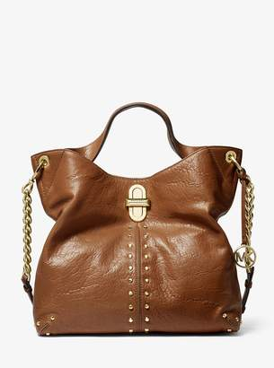 MICHAEL Michael Kors Uptown Astor Legacy Large Leather Shoulder Tote Bag