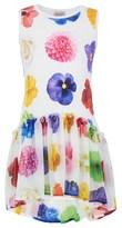 MonnaLisa Multi Floral Print Dress