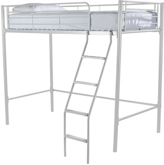 Domino High Sleeper Bed Frame with Optional Mattress