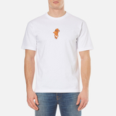 Kenzo Cartoon Hotdog Skate Tshirt - White