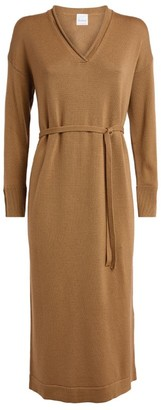 Max Mara Cashmere Midi Dress