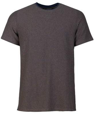 Oliver Spencer Conduit Tee Morata Colour: Navy And Beige, Size: SMALL