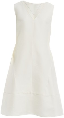 Marni Ecru Cotton Dresses