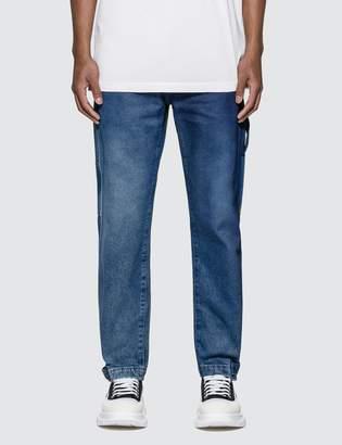 Marcelo Burlon County of Milan COUNTY 3000 Spray Jeans