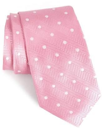 Nordstrom Party Dot Silk Tie