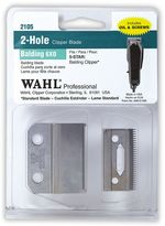 Wahl Balding Clipper Blade Set