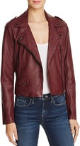 Blank NYC BLANKNYC Faux-Leather Moto Jacket