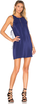 Amanda Uprichard Allegra Mini Shift Dress