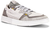 adidas X Bed J.W. Ford x Bed J.W. Ford Super Court Sneaker in Grey & White | FWRD
