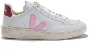 Veja V12 Leather Trainers