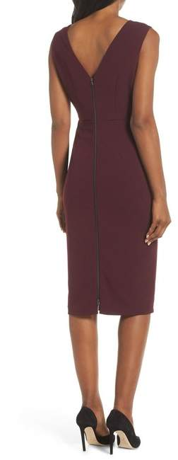 Ava Gardner Sheath Dress (Regular & Petite)