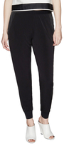 Elie Tahari Paulina Easy Pant with Banded Cuffs