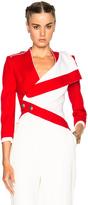 Alexander McQueen Cropped Jacket