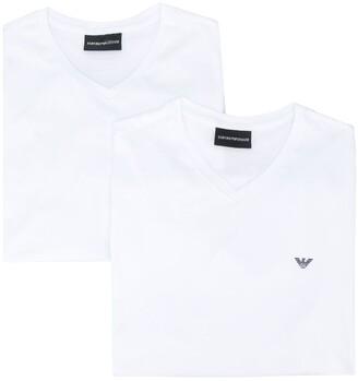 Emporio Armani v-neck T-shirt