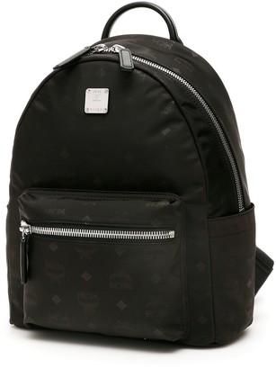 MCM Stark Print Backpack